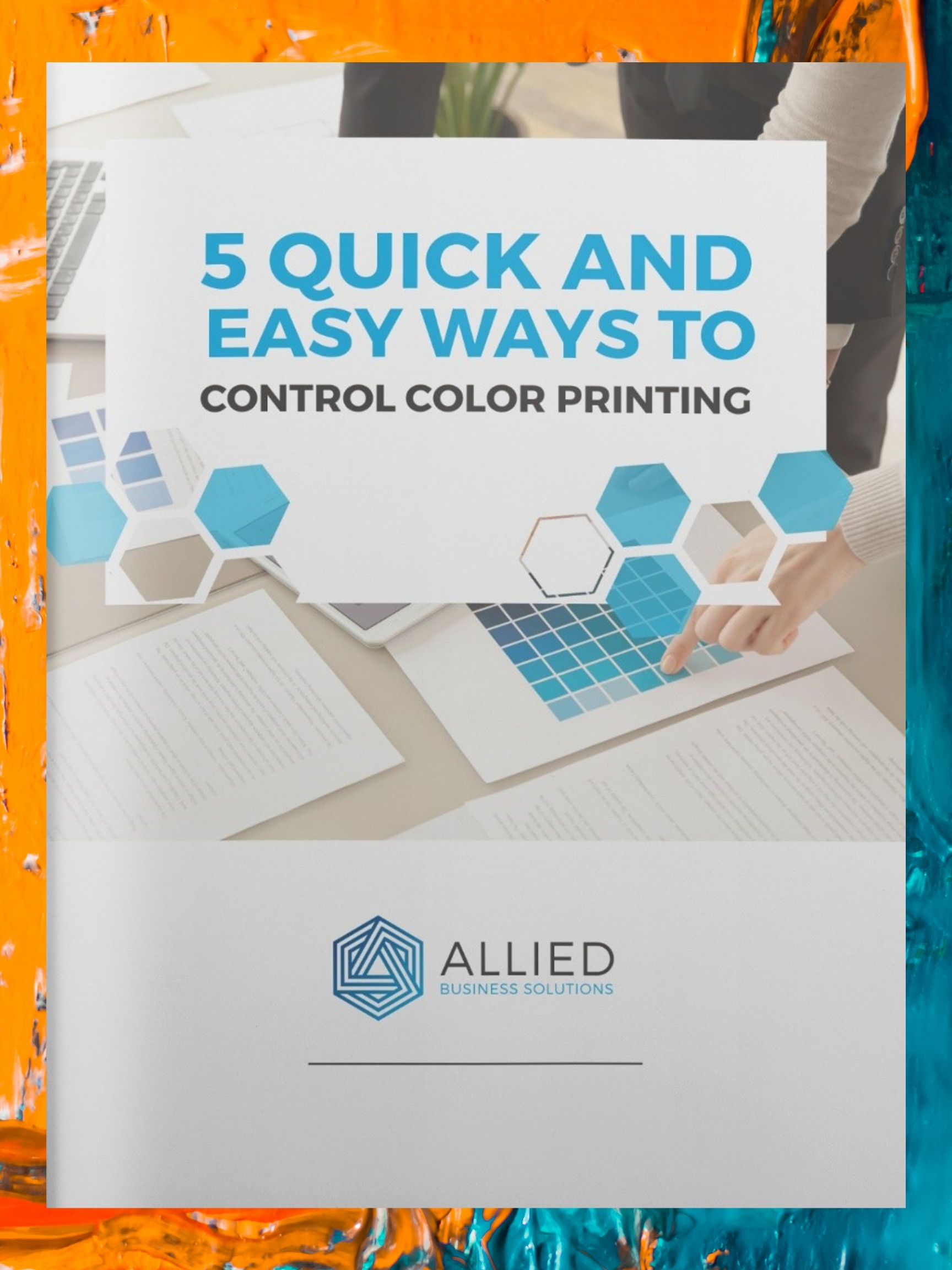 Color Printing Control Ebook