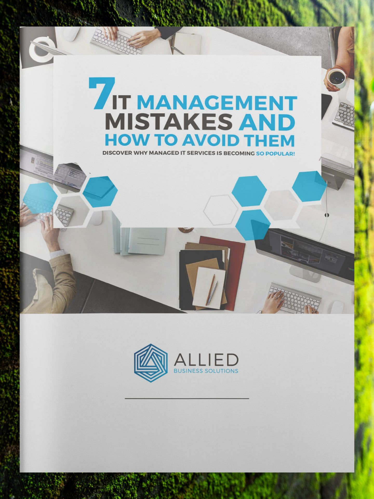 Management Mistakes E-Book