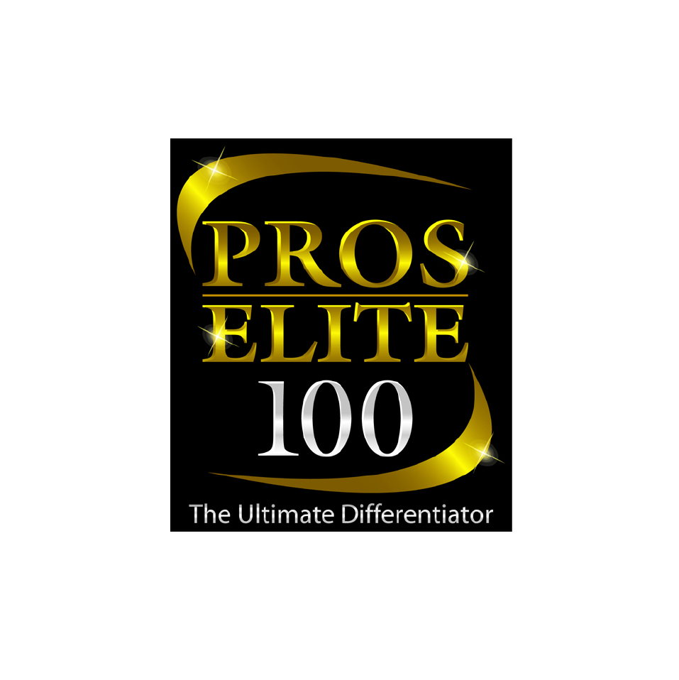 Pros Elite 100 award