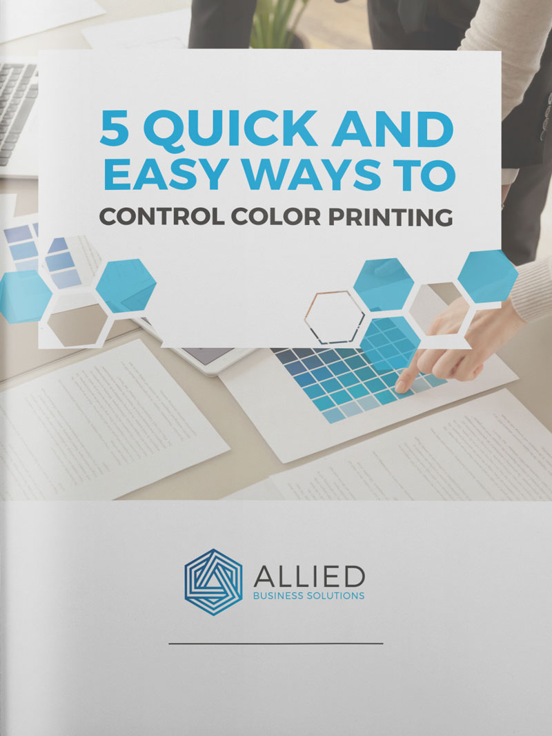 Colour Printing Control E-Book