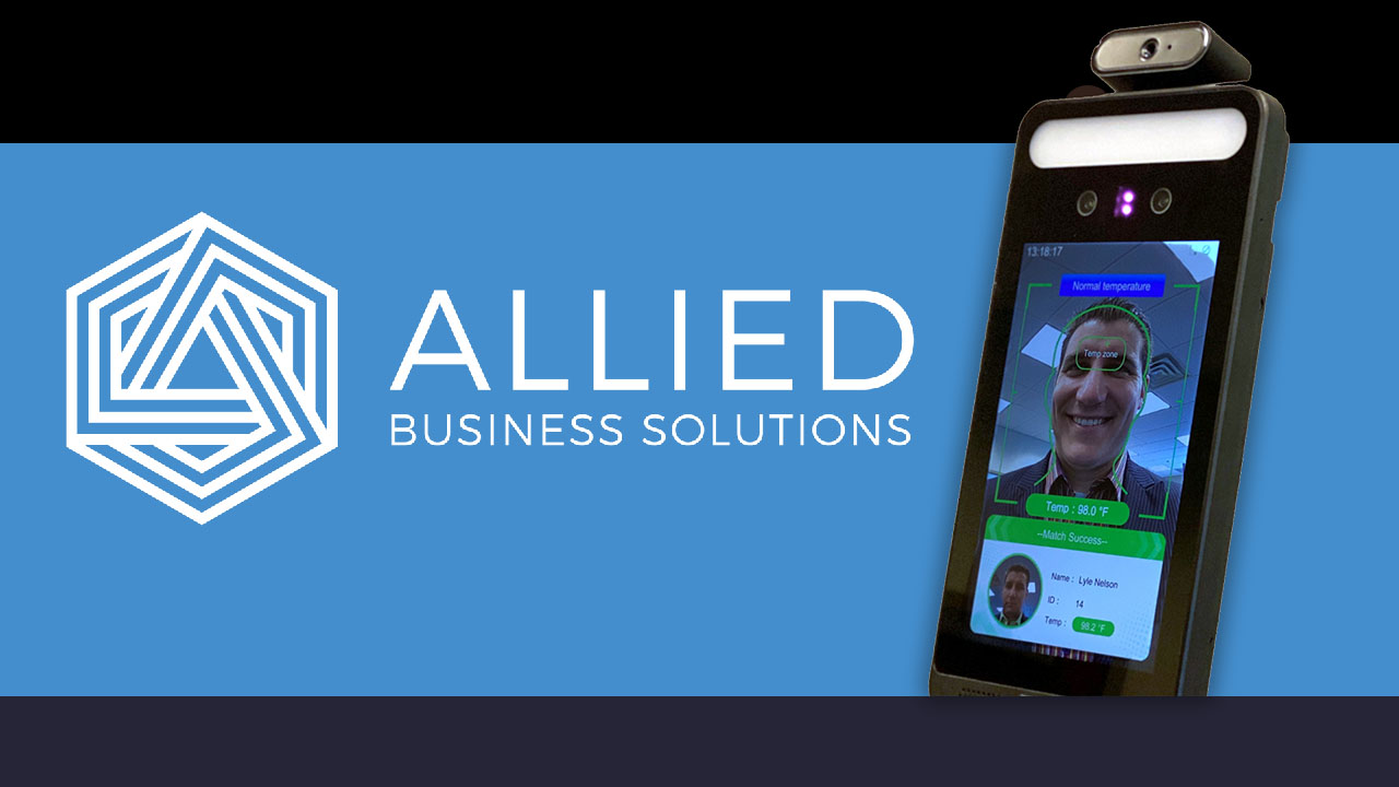 Allied Business Solutions Temperature Verification Mobile Device