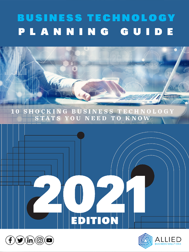 Business technology planning guide, 2021 edition